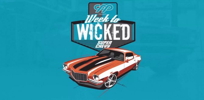 CPP '72 Camaro: Week to Wicked 4