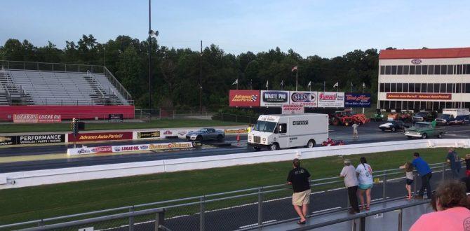 Epic Drag Race - Mazda Miata vs Diesel Bread Truck