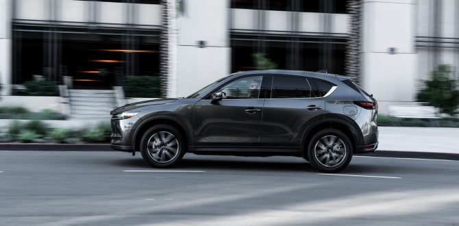 Every Mazda Tested Delivers Industry-Leading Safety