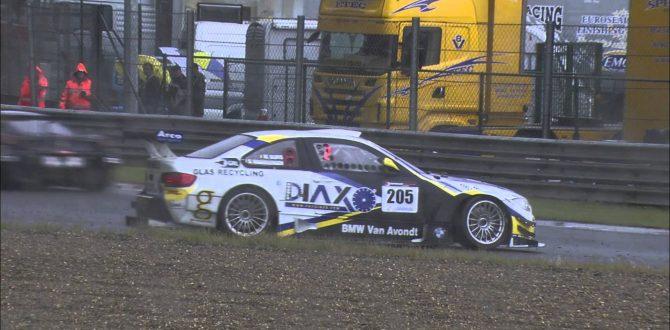 GTSPRINT Race 2 at Zolder, Belgium