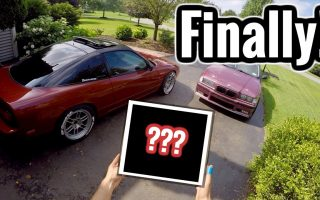 IT'S FINALLY HERE!! | ThatDudeInBlue | Fixing Wheel Fitment