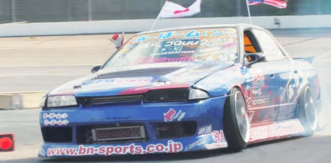 Low Style Heros -Japanese Drifters Come Show Us How It's Done