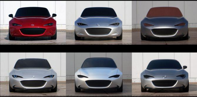 Redefining a Legend: How Mazda Designed the Fourth-Generation MX-5 Miata – Part 3