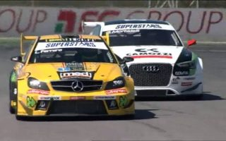SUPERSTARS Race 1 @ Portimão - Audi wins it big!