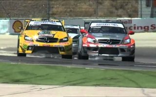 SUPERSTARS Race 2 @ Portimão - Audi, Morbidelli repeat