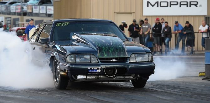 1500hp Procharged Foxbody runs the Small Tire class SCT Denver