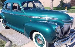 1941 Chevy Special Deluxe Sedan for sale