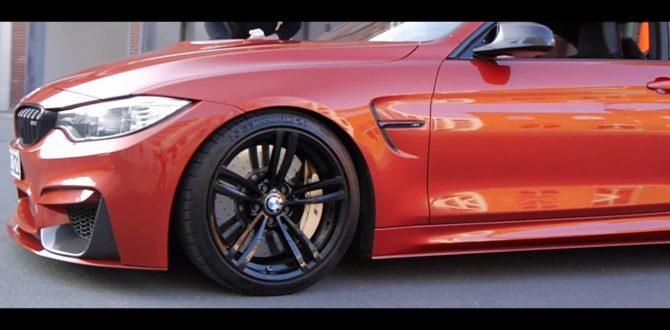 BMW M4 King of Road
