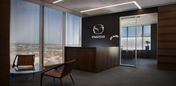 Designing Mazda's New Home: Explore Mazda's New North American Headquarters