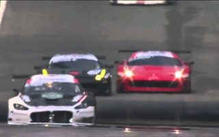 Father-son duo wins GTSPRINT Race 1 at Monza