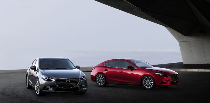 From GLC to Mazda3