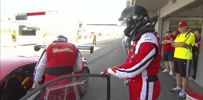 GTSPRINT Race 1 at Slovakia Ring