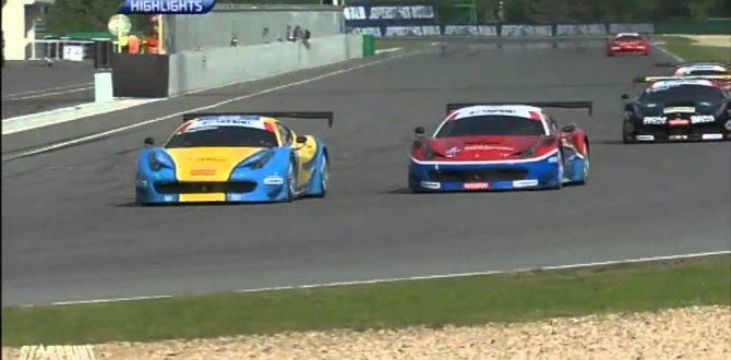 GTSPRINT Race 2 at Brno - Highlights