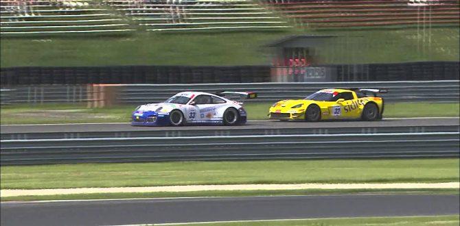 GTSPRINT Race 2 at Slovakia Ring