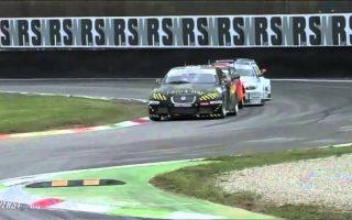 Mercedes dominate as Liuzzi wins SUPERSTARS Race 1