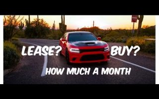 My HELLCAT costs how much? LEASE VS BUY??