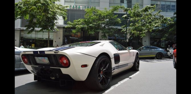 Supercars in Manila- Ford GT, Huracan, 911 GT3, BMW 1M, SL65 AMG and MORE
