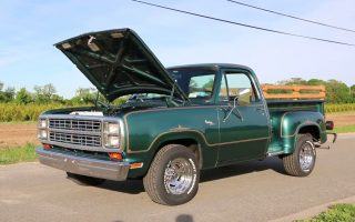 "1979 Dodge ""Warlock II"" Pickup Truck For Sale~Only 36,372 Miles~Original Paint Survivor!"