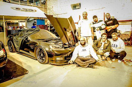 kuwait dragracing club