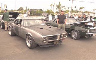 """Bare Metal""  1967 Pontiac Firebird"