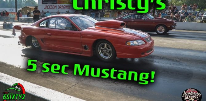 Christy DeBerry Smith's 5 Sec 18 Mile Small Block Chevy Mustang