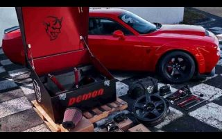 Discuss: 2018 Dodge Challenger SRT Demon priced from $84,995