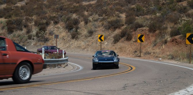 Driving Mattered Then as Driving Matters Now: 2017 Touge California Rally