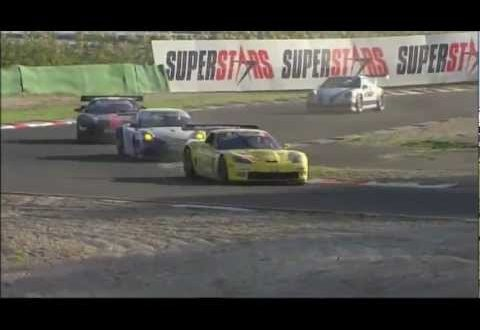 GTSPRINT Race 2 at Pergusa