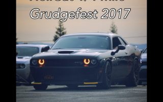Hellcat and late model mopar 1/4 action Grudgefest