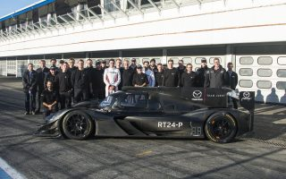 How Mazda and Joest Racing Came Together