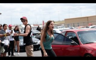 Import Alliance Day 1 + GIRL TRIES FIGHTING EVERYONE!!!