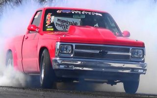 Michael Kost Hammering That Lil S10 Cecil 4 2 17