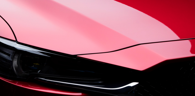 More than Just a Color: Mazda's New Soul Red Crystal