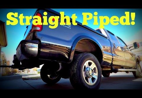 Straight Piped 6