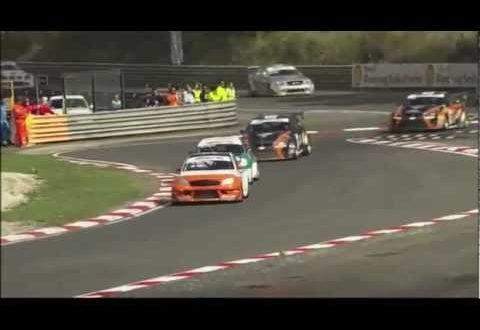 SUPERSTARS Race 1 at Pergusa