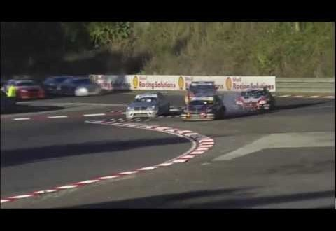 SUPERSTARS Race 2 at Pergusa