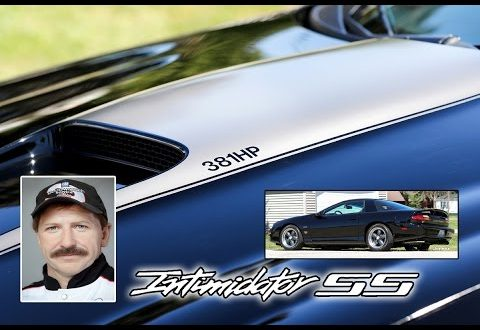 WORST TRIBUTE CAR INVESTMENT EVER? EARNHARDT INTIMIDATOR CAMARO! $40K IN '01! WHAT'S IT WORTH TODAY?