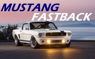1965 Ford Mustang Fastback Widebody Build Project