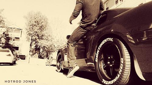 Hotrod Jones    #hotrodjones #party #mustang #racing #fitnes