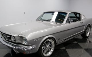 4056 CHA 1966 Ford Mustang GT Fastback