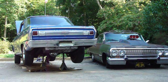 BAD ASS 65 Nova SS Neglected garage find START UP by Hotrod Ronnie Miller