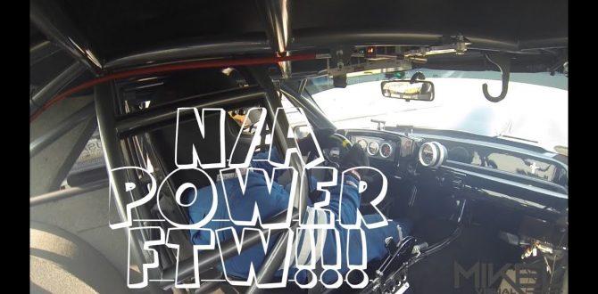 Big Block All Motor Ford Power! 625ci of N/A Badass