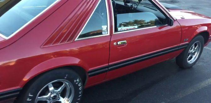 Big Block Fuel Injected Fox Body Mustang