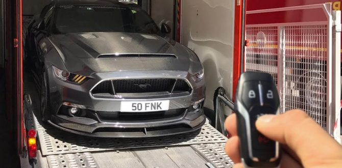 Essai Ford Mustang 2017 V8 825CV Sutton, avis + accélérations