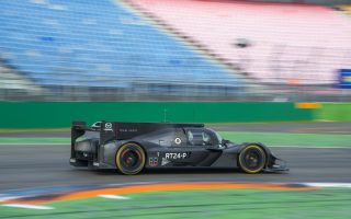 First Test for Mazda Team Joest a Success