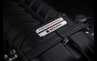 Ford Performance Announces 2018 Mustang GT Roush Supercharger