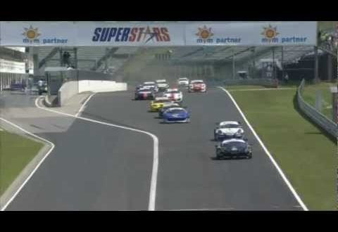 GTSPRINT: HUNGARORING RACE 2
