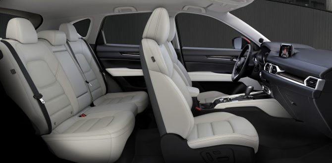 Mazda CX-5: The Belief That Comfort Should Be Standard Equipment