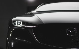Mazda's KAI CONCEPT and VISION COUPE Reveal the Future of KODO Design