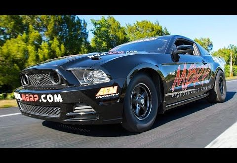 TT Ford Mustang vs THE WORLD - Nearly Wins it ALL!